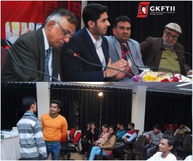 Glimpse from Day 2 of Orientation program