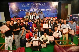 GKFTII First Convocation Ceremony 2018