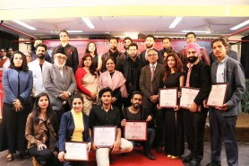 Convocation Ceremony of GKFTII 4th Batch(3 Months Course)