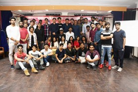 GKFTII Organised  Interactive session and Master class  with Shri Santanu Bose Dean, Academic at National School of Drama (NSD)