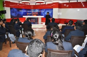 MOJO workshop with practical exposure for BBPS students organised by GKJMII