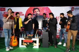 An Exclusive Interaction Session with Renowned Music Composer & Singer Adnan Sami