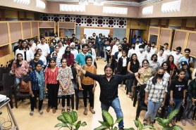 Interactive Session with RJ AADI