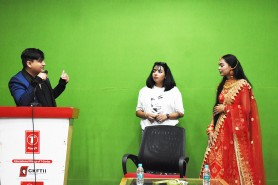 Interactive Session with renowned fashion stylist Anuj Lalwani